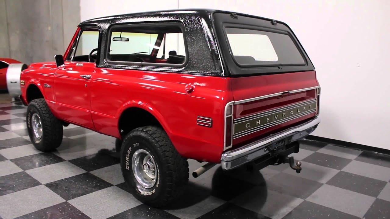 1969 Chevy K5 Blazer