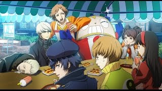 All PERSONA 4 Game/Anime Openings [HD]