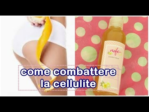 GEL ANTI CELLULITE fai da te e CONSIGLI su come COMBATTERE la CELLULITE!