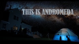 A Sci-Fi Short Film 'This is Andromeda'