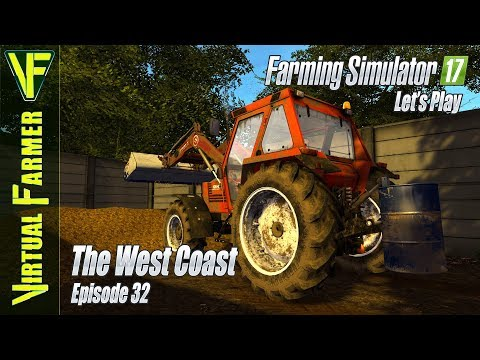FILTHY ANIMALS! | The West Coast, Episode 32 | Let's Play Farming Simulator 17