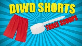 Diwd Shorts
