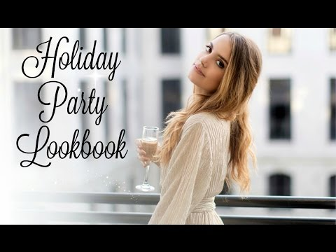 Holiday Party Lookbook | 5 Festive Outfit Ideas!