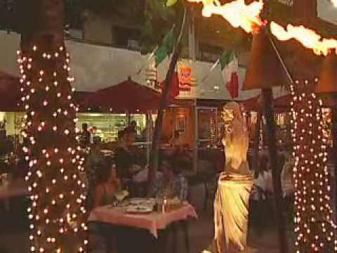 Italian Restaurant Arancino Di Mare Waikiki Hawaii
