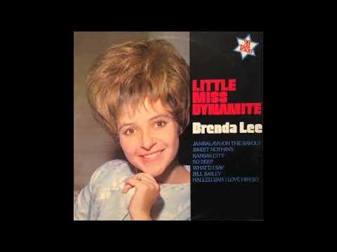 Brenda Lee - Little Miss Dynamite (Full Album) 1976
