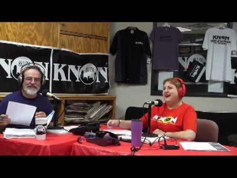 Knon 89.3, Workers Beat 2013.08.10 with Bonnie Mathias & Gene Lantz