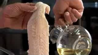 Rezept kochen: Fischfilet in der Pfanne braten