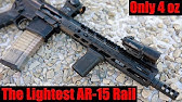 VSeven Weapons AR-15 Crazy Light Upper Build! - YouTube