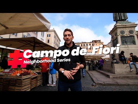 Hidden Gems of Rome: Campo de' Fiori in a Day