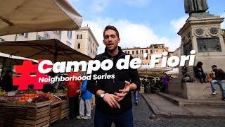 Hidden Gems of Rome: Campo de
