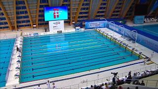 Чемпионат России по плаванию (25 м). 09.11.2018