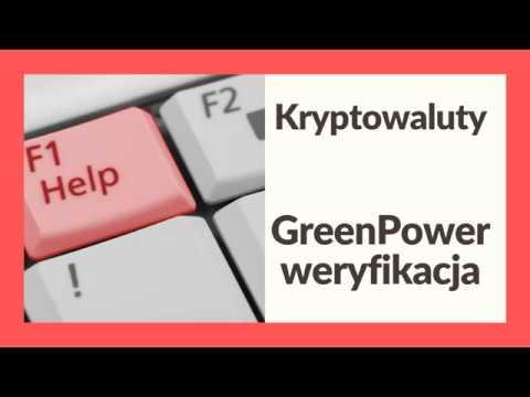 Kryptowaluty / Blockchain – GreenPower weryfikacja #003
