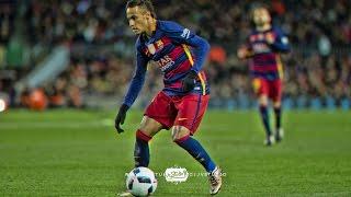 Neymar Junior : Os Melhores Dribles e Gols - Barcelona - 2016