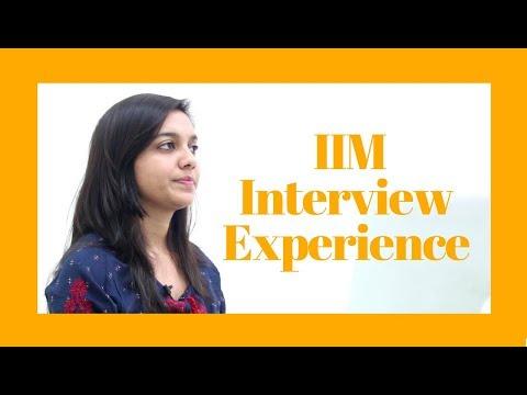 IIM interview Videos | How to Crack the CAT interviews?