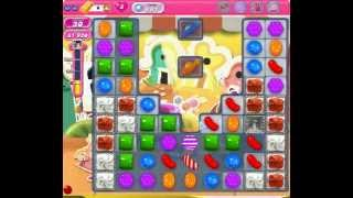 Candy crush saga - Level 681 NEW (3 star,No boosters)
