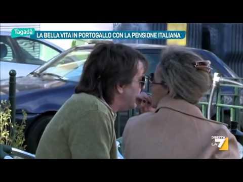 La bella vita in Portogallo con la pensione italiana