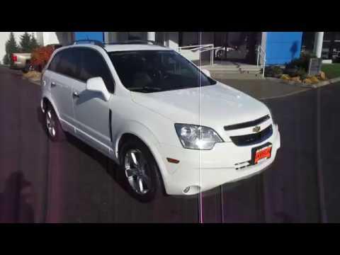 2014 Chevrolet Captiva Sport Fleet LT - Renton Kent, WA V4282B