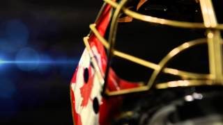 ARMORI STEELE: Luxury Goalie Mask Collection - Product shoot  Full HD1080p
