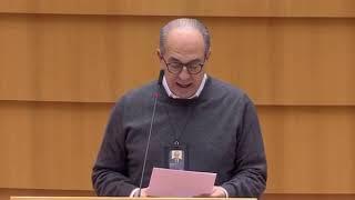"""Intervento dell'europarlamentare Paolo De Castro su """"Disposizioni transitorie relative al sostegno da parte del FEASR e del FEAGA nel 2021 e 2022"""""""