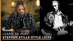 Stephen Stills-Style Licks on Guitar   Reverb Learn to Play
