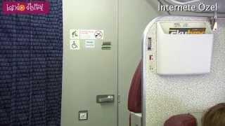 1 Erkek 1 Kadın 2 Çocuk || Uçakta sevişme - İnternete Özel