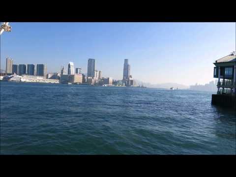 Hong Kong - Macau - Chunking Mansion Money Exchange - Macau Ferry