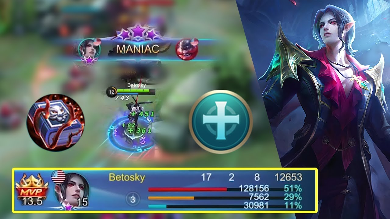 This Is Why Cecilion Is Still One Of The Most OP Mage (Tutorial) | MLBB