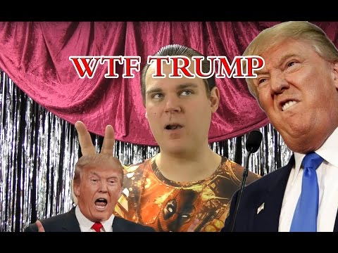 WTF 2016 with Trump MenCaveTV