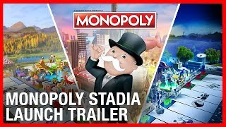 Monopoly: Stadia Launch Trailer | Ubisoft [NA]