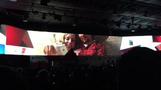 Mobile World congress 2015 opening video