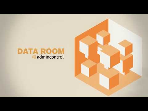 Data room from Admincontrol