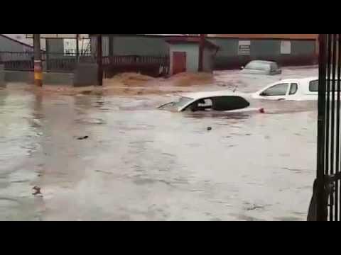 Edenvale floods 09 November 2016