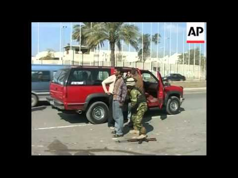 Day 5 of security operation by US and Iraqi troops in Baghdad