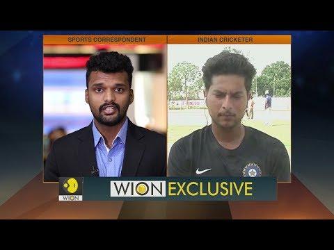 Kuldeep Yadav sets sights on Team India's ODI spot (WION Sports)