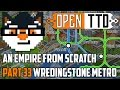 OpenTTD - An Empire from Scratch :: Wredingstone Metro [Part 33]