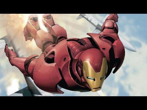 Superhero Origins: Iron Man (Redux)