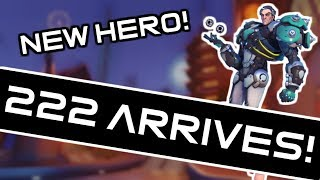 222 Role Queue Saves Overwatch  Blizzard Releases New Hero