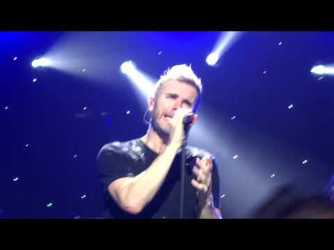 Take That - Rule the World - Perth 11.11.17 HD
