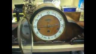 Royal mantel clock (Westminster, Whittington, Whinchester)