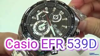 Casio Edifice EFR 539D From Ebay.in