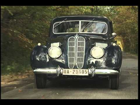 1939 to 1941 BMW 335 On the Road - YouTube