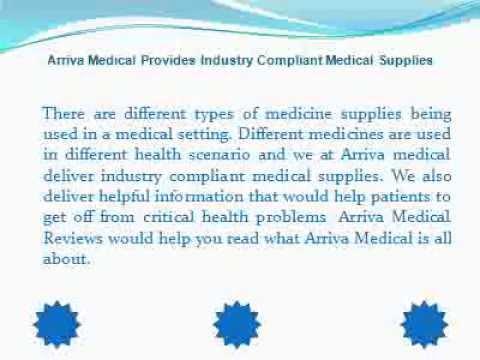 Arriva Medical Reviews