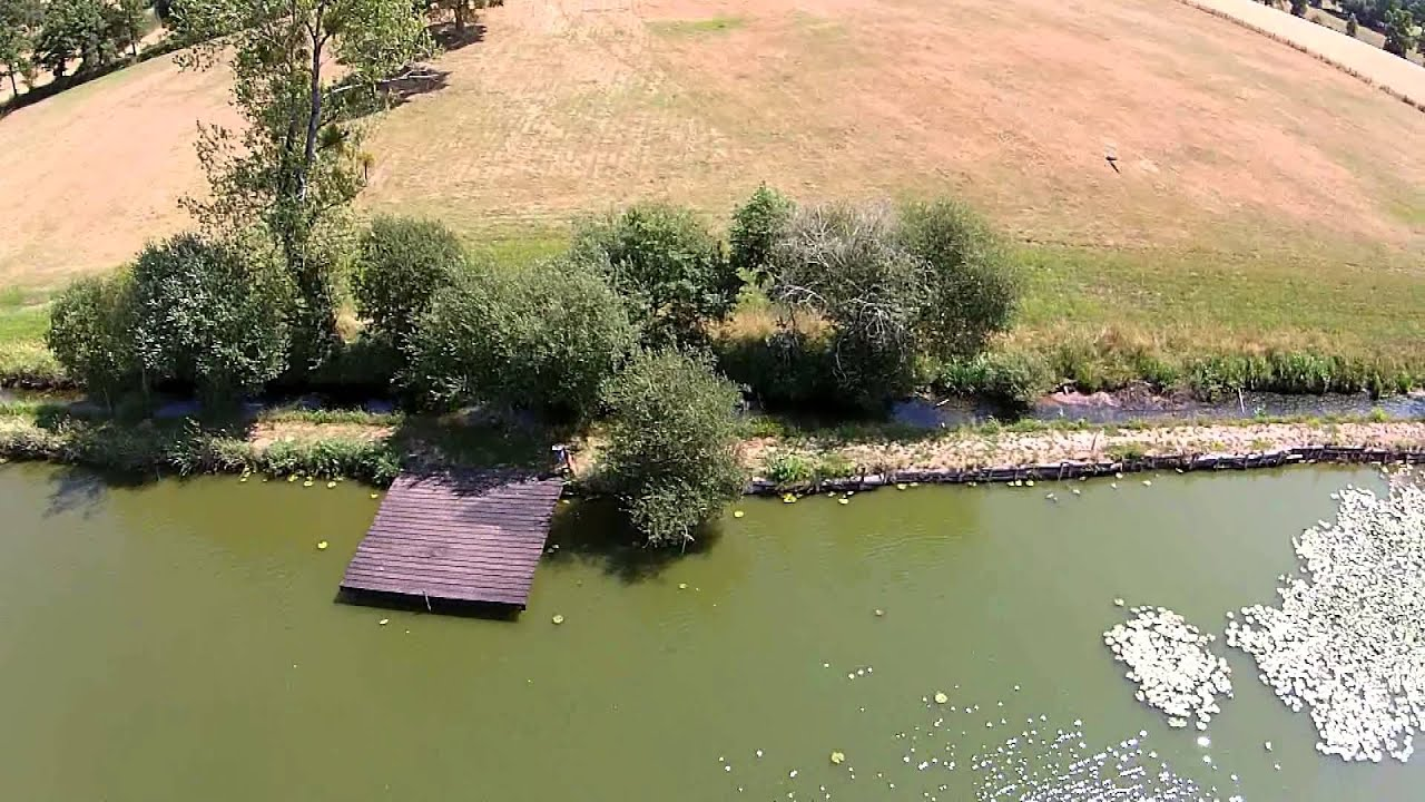 Carp Fishing In France At Cavagnac Lake Swim By Swim Youtube