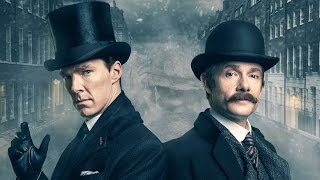 The Sherlock Special: New Trailer (With Title & Air Date)