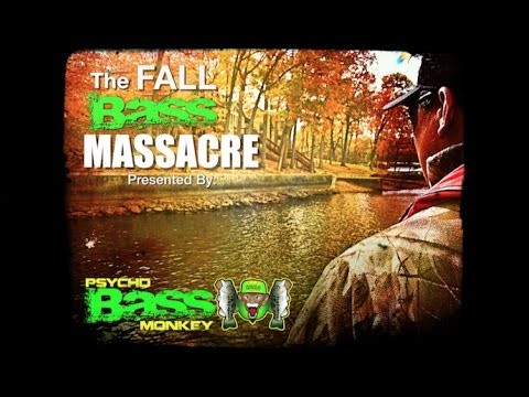 The Fall BASS Massacre On Lake Of The Ozarks