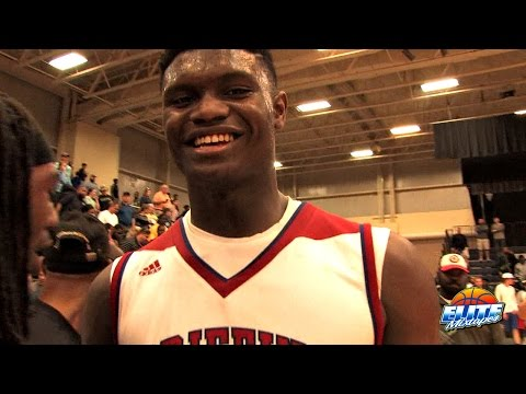 Zion Williamson TAKES OVER! 36 Points vs. Trinity Byrnes