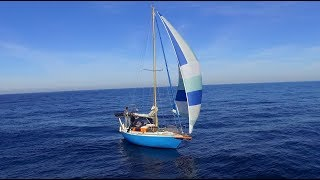 Tour of an 8m transoceanic sailing boat - Ep 24 - The Sailing Frenchman