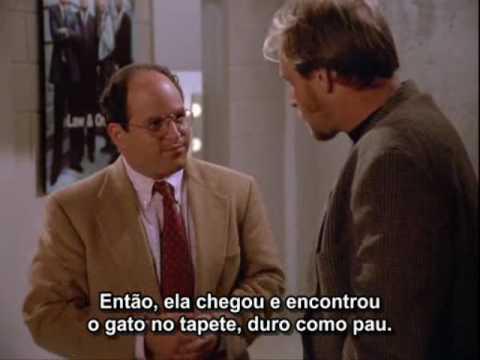 Seinfeld - George dá palpite a apresentadores da NBC (legendado)