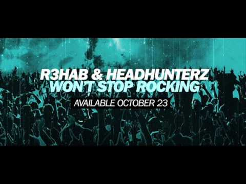 [TMR] R3hab & Headhunterz - Won't Stop Rocking (Official Audio Music)