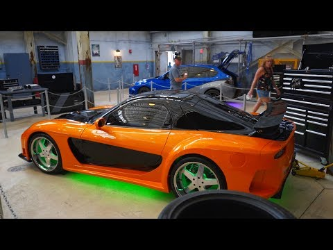 Fast & Furious Supercharged Soft Opening At Universal Studios Orlando   Full Queue Tour & Review